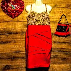 Torrid Dress Plus Size 14 Super Stretch NWOT